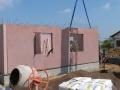 Dům jedním tahem -  poslední díl a stěny 1NP jsou hotové